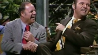 Don Rickles & Dom DeLuise Carson Tonight Show 1973