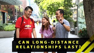 Can Long-Distance Relationships Last? | Word On The Street