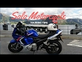 Solo Motorcycle Touring Tips