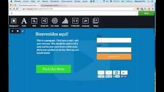 Cómo crear una Landing Page [ SIN SABER PROGRAMAR ](, 2015-09-23T15:38:48.000Z)
