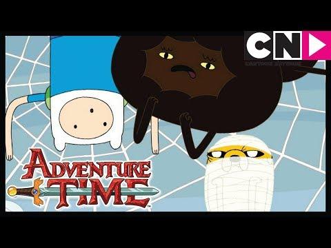 Время приключений   Странные сетевики   Cartoon Network