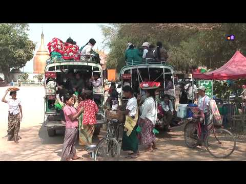 Myanmar 2012 - Cars and trucks (3330)