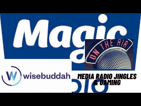 Magic Radio Jingle Package From Wisebuddah