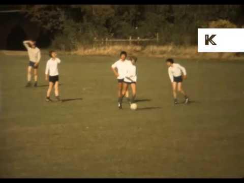 1970s Eton School, Public Schoolboys, Rare Home Movie Footage