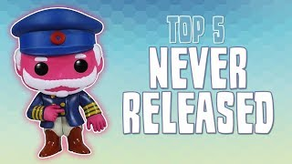 TOP 5 NEVER RELEASED POPS! And What Happened?