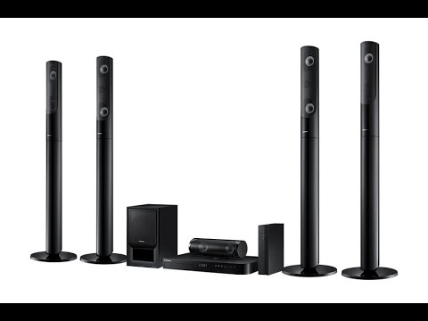 500 w 5.1 ch blu-ray home theater system j5550