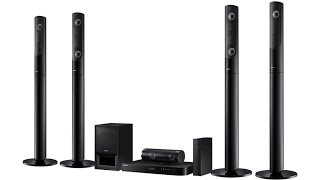Home Entertainment System HT J5550WK Review