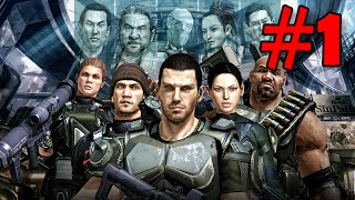 Binary Domain PC Gameplay Walkthrough - Part 1 [60FPS]