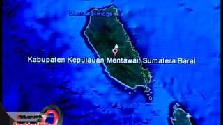 BREAKING NEWS !! Gempa 7,8 SR Mentawai Dirasakan Hingga Ke Padang