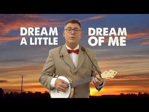 Dream A Little Dream of Me Ukulele Tutorial