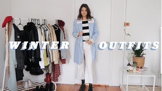 How To Style For Winter | Winter Outfit Ideas