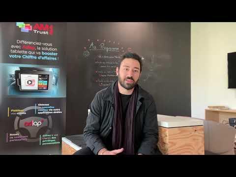 AM TRUST MEDIA l'Agence digitale au service des VTC