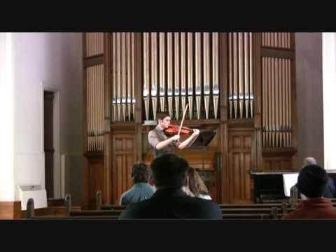 William Walton Viola Concerto: Mvt. 2