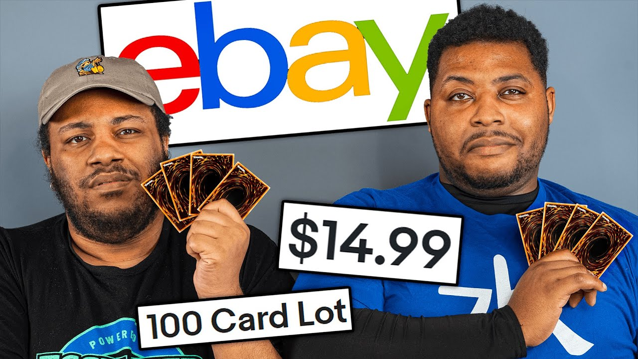 We Played with $15 Yu-Gi-Oh Cards off Ebay