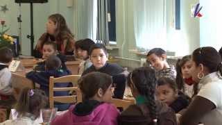 Обучение ромов в Вентспилсской средней школе вечерних смен