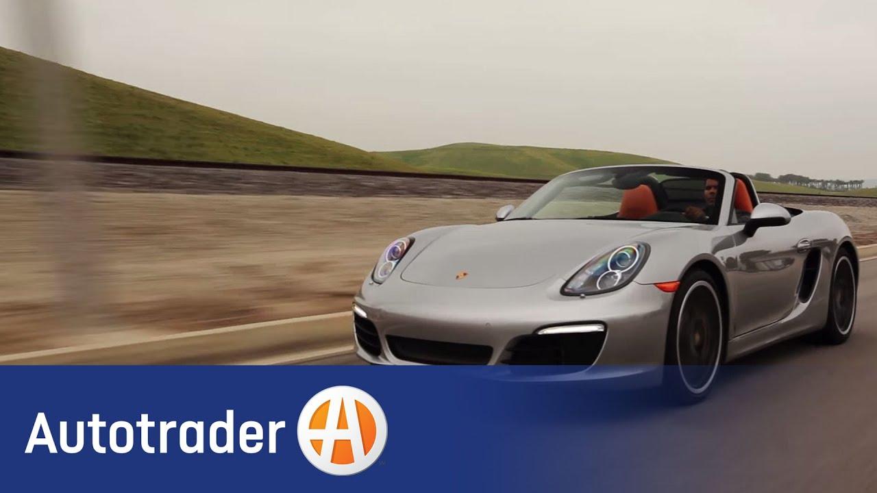 2017 Porsche Boxster S Convertible 5 Reasons To Autotrader