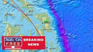 6.3 Earthquake Hits The Philippines - LIVE BREAKING NEWS COVERAGE