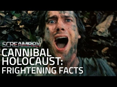 Cannibal Holocaust: Frightening Facts | Screambox Horror Streaming