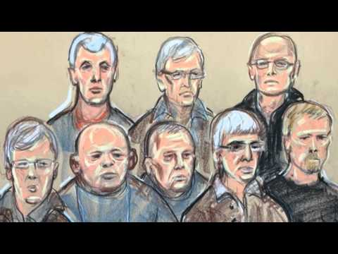 Eight men in court over Hatton Garden jewellery heist