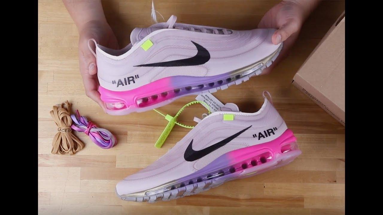 High Quality Fake Off White x Nike Air Max 97 Serena
