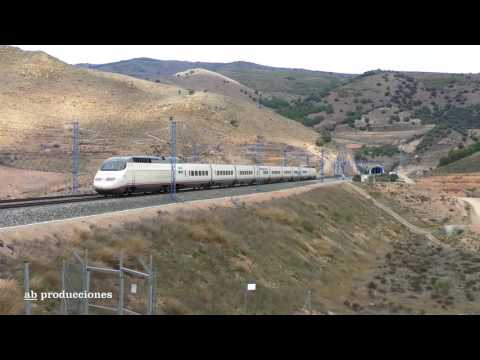 TRAINSPOTTING VOL 439 Trenes renfe 4K