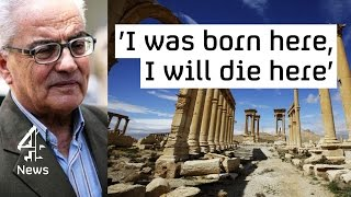 Palmyra archaeologist beheaded by ISIS