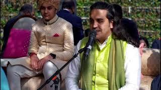 Enchanting Pheras by Ankit Batra ( musical Pheras 2021)