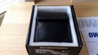 OWC Mercury On-The-Go Pro 2TB BUS Powered Hard Drive Unboxing 4-27-15