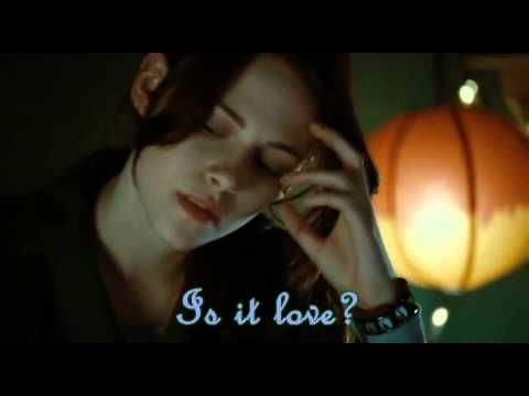 Twilight- Is it love with Lyrics (HD)