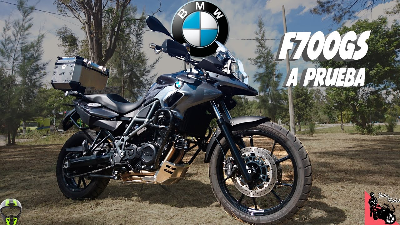 bmw f700gs prueba opini n youtube. Black Bedroom Furniture Sets. Home Design Ideas