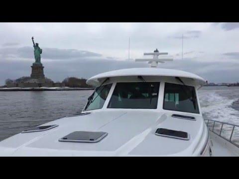 Sabre Yachts 66 Dirigo Maiden Voyage