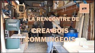 #ALRD : A la rencontre de Créa Bois Commingeois