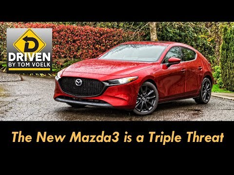 Driven! The 2019 Mazda3 Premium AWD Hatchback