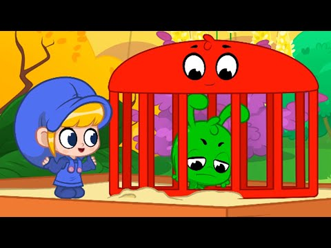 BRAND NEW!   Orphles Angry Neighbour Mischief - Morphle's Magic Universe   Cartoons For Kids