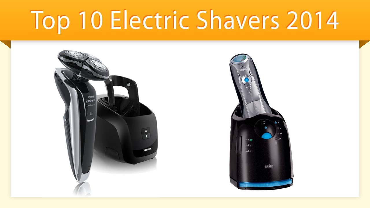 comparing electric shavers