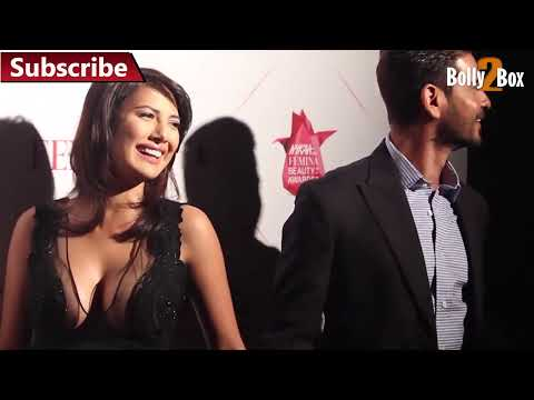 Rochelle Rao at Nykaa Femina Beauty Awards | Bolly2box