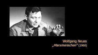 Wolfgang Neuss – Marxmenschen (1968)