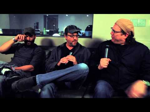 Injustice Battle Arena Celebrity Experts: Brian Bloom, Steven Blum, and Fred Tatasciore