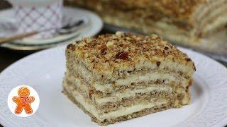 Торт 'Египетский' необычайно нежный и безумно вкусный