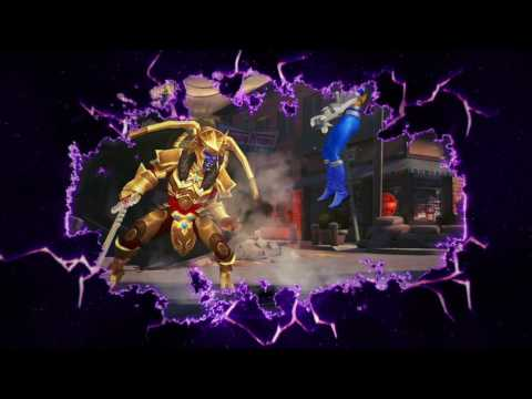 Power Rangers: Legacy Wars Official Teaser