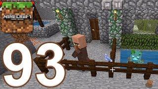 Minecraft: Pocket Edition - Gameplay Walkthrough Part 93 - Survival (iOS, Android)