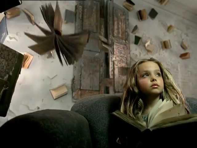 Cortometraje - Libros y Lectura