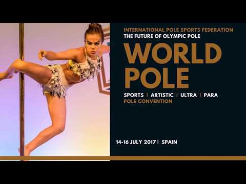 IPSF Pole Sports Art Para Ultra Sponsorship for the World Championships