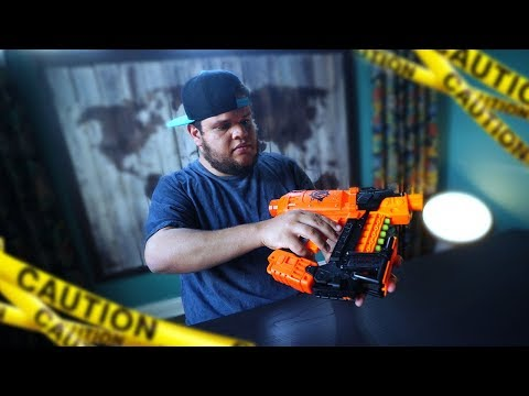 DISPUTA DE NERF *BREAKMEN HOUSE* ‹ EduKof ›