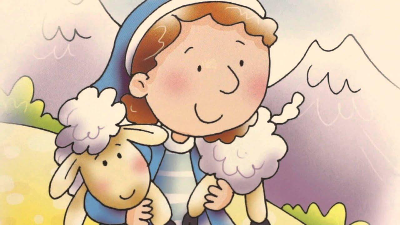 Desenho Biblico A Ovelha Perdida Youtube