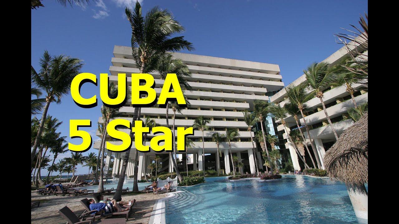 Meliá Habana Hotel 5 Star Cuba