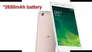 Lava Z10 Features and Specifications 2017