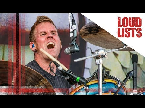 10 Greatest Singing Drummers in Hard Rock + Metal