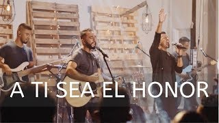 A TI SEA EL HONOR (Video Oficial) - Conexzion Directa - Música Cristiana