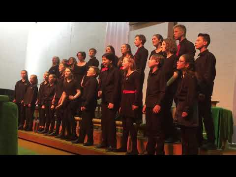 This is Opera  Geelong Youth Choir